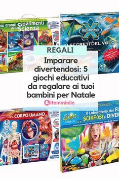 7b1f988005981 Abbiamo selezionato 5 giochi intelligenti ed educativi per bambini.  Esperimenti