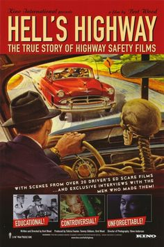 Hell's Highway  Highway safety films, 1950s