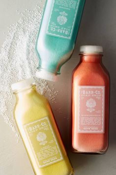 Tonic and trendy colours | Bath Soak by Barr-Co. #anthrofave