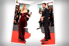 DIANE KRUGER AND JOSHUA JACKSON  The relationship between Dawson's Creek and Mighty Ducks heartthrob Joshua Jackson and German actress Diane Kruger lasted a decade before coming to an abrupt end in July. Kruger has already shown signs of moving on by posting plenty about travel and work, as well as work and travel.