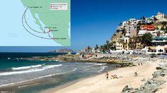 Мексиканский вояж  Морской круиз из Лос Анжелеса в Мексику 7 ночей