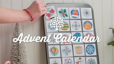 This fun DIY advent calendar is a perfect craft project to make with the kids. Your homemade advent calendar will create excitement as the holidays approach! Make An Advent Calendar, Homemade Advent Calendars, Coconut Oil Sugar Scrub, Honey Brown, Brown Sugar, Florida Oranges, Holiday Crochet, Body Scrub, Christmas Crafts