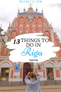 This is your ultimate guide to Riga. Start planning your trip with these 13 things to do in Riga. Where should you stay? Where to eat in Riga? This Riga Guide got you covered. Travel Travel Travel Trip Travel Travel Get European Travel Tips, European Vacation, Europe Travel Guide, European Destination, Travel Guides, Travel Destinations, Travel Abroad, Packing Tips, Travel Packing