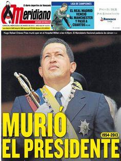Meridiano - Venezuela