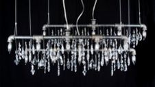 Tribeca Collection Bar Chandelier