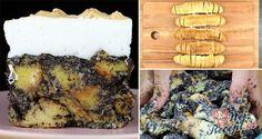 Jednoduchá a hlavně velmi rychlá varianta sladkého hlavního jídla. Kombinace máku a vanilkového pudinku je velmi zajímavá a stojí za vyzkoušení. Slovak Recipes, Guam, Cookie Recipes, Banana Bread, Bakery, Easy Meals, Food And Drink, Cookies, Poppy