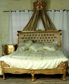 Shibusa Interiors: French Style Beds