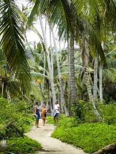 Voyage en Colombie - Parc National de Tayrona