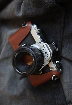 $95.00 Leather Camera Case