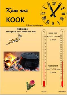 afrikaanse-resepte | GRATIS RESEPTE E-BOEKE Boiling Point, Afrikaans, Kos, Frozen, Recipes, Recipies, Ripped Recipes, Aries, Cooking Recipes