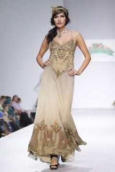 Michal Negrin ~ Moscow Fashion week