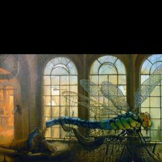 LASER TUNE UP-by Vladimir KUSH Proud to own this painting!!!