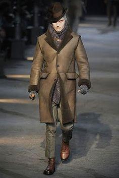 US2WORLDWIDE: Alexander McQueen - Men's Winter 2009
