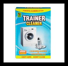 Trainer Cleaner