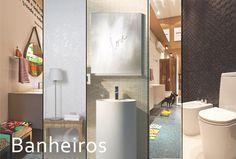 Separamos diferentes estilos de banheiros: Luxuosos, simples, clássicos...  Agora, descubra qual o seu! www.portobello.com.br/blog/?p=15001  #decoração #estilo #blogportobello