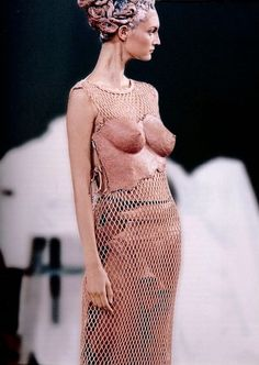 Jean Paul Gaultier 'Geishas in Technicolor' SS 1999.