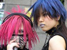 Harajuku Fashion (gas mask)