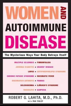 A cutting-edge examination of the mysterious world of autoimmune diseaseand the new discoveries made daily that may save women's lives Autoimmune diseasesincluding chronic fatigue syndrome, vasculitis Thyroid Disease, Thyroid Health, Autoimmune Disease, Vasculitis Autoimmune, Thyroid Symptoms, Mental Health, Chronic Fatigue Syndrome Diet, Chronic Fatigue Symptoms, Chronic Illness