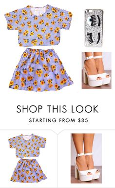 """""""Untitled #1190"""" by telletubbies ❤ liked on Polyvore featuring Chiara Ferragni"""
