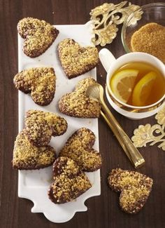 Basilejské cukroví Christmas Sweets, Food Styling, Cake Recipes, French Toast, Cereal, Food And Drink, Breakfast, Cookies, Morning Coffee