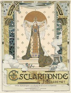 Massenet's Esclarmonde,   Auguste-Francois Gorguet