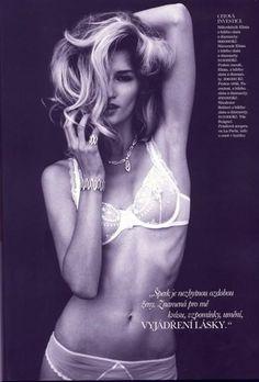 Linda Vojtova | Photo Daily | Model Diary  http://model-diary.com/2014/08/05/linda-vojtova-photo-daily/