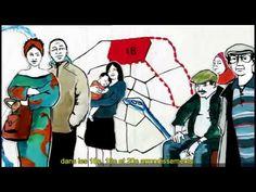 Histoire des arrondissements Parisiens / Sous-titrée - YouTube