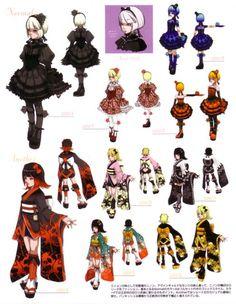 Wa lolita outfit dress ideas