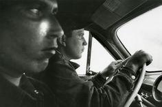 Robert Frank U.S. 91, Leaving Blackfoot, Idaho 1956