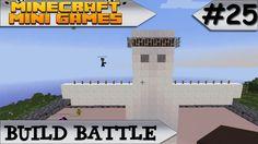MINECRAFT MINI-GAMES - BUILD BATTLE - #25