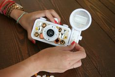 DIY A Blinged-Out Photo-Ready Camera l R29
