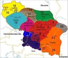 Velká Map, Location Map, Maps