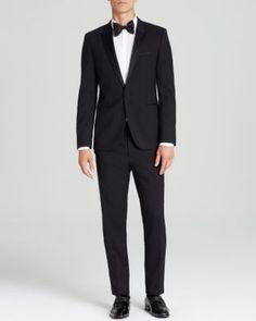 HUGO Aylor Herys Tuxedo - Slim Fit | Bloomingdale's