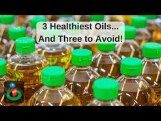 This Doctor Recommends These 3 Healthy Oils | iHealthTube.com