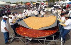 10 cultural events in New Mexico you shouldn't miss   Whole Enchilada Fiesta When: September Where: Las Cruces