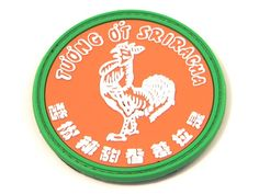 Sriracha PVC