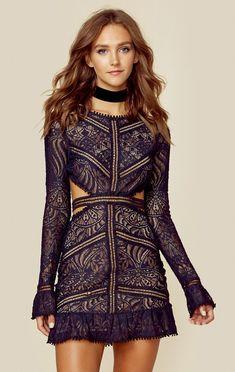 EMERIE CUT-OUT DRESS | @ShopPlanetBlue
