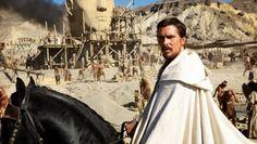 Christian Bale estrela o primeiro trailer do épico 'Exodus: Gods and Kings' >> http://glo.bo/1qVcGrk