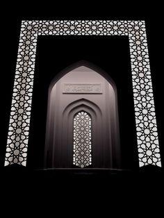 Mihrab, Kamičani-Kozarac, Bosnia محراب المسجد قاميتشاني-مدينة كوزارات، بوسنا
