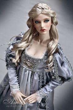 Venetian virgin   Renaissance wedding dress & wig for ou…   Flickr
