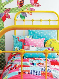 Little girl's bedroom  rice.dk