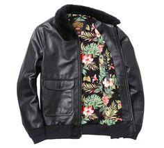 JA QUERO> Supreme x Schott NYC Leather Flight Jacket