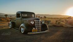 Enjoy The Build: Monty Rubart's 1938 Chevy Pickup - Slam'd Mag