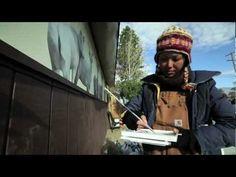 Meet the Artists: Jane Kim - Migrating Mural (Art.com) - YouTube