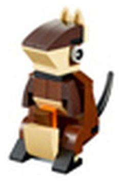 LEGO Stores Free LEGO Kangaroo Mini Model Build on August 4 and 5 for Children Ages 6-14