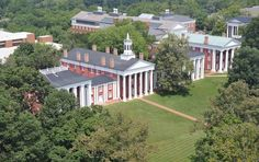 #3 Washington & Lee University, Lexington, VA. Ranked #3 of top 10 journalism colleges in the US 2014, by USA Today