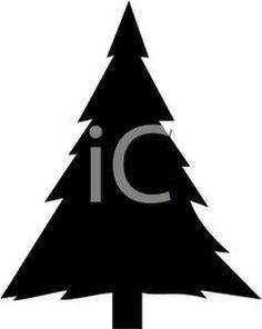 pine tree silhouette google search pinteres rh pinterest com  free clipart pine tree silhouette
