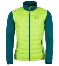 8a736b8398 KILPI Pánská outdoorová bunda BAFFIN-M FM0044KILGN Zelená XL. shopigo -  módní trendy · outdoorové oblečení