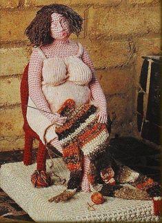 #crochetdolls