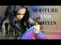 How to grow your hair fast ep 3 Moisture and Protein Balance | Curly Proverbz - YouTube